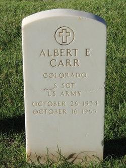 Albert E Carr