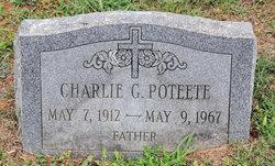 "Charles Glenn ""Charlie"" Poteete"