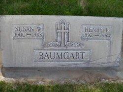 Henry E. Baumgart