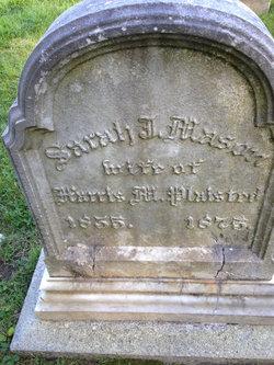 Sarah J. <I>Mason</I> Plaisted