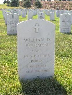 William D Feldman