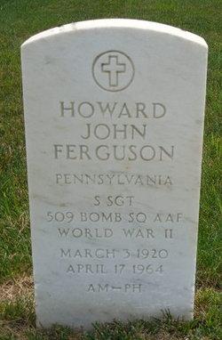 Howard John Ferguson