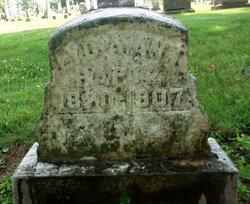 Lydia Ann <I>Bentley</I> Hartz