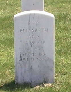 Elizabeth Ann Farrior