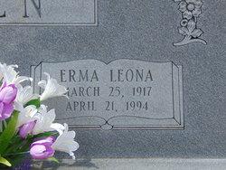 Erma Leona <I>Durant</I> Allen