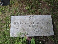 Pvt Henry C. Trombley, Sr