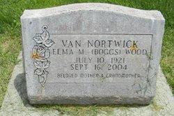 Elma Maude <I>Boggs</I> Van Nortwick