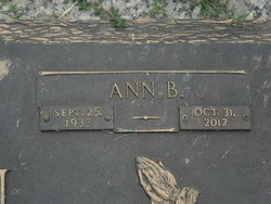 Ann Nell <I>Brown</I> Gill