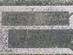 Minnie Josephine <I>Smith</I> Olmstead