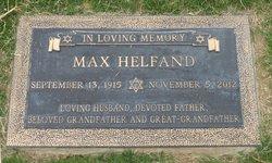 Max Helfand
