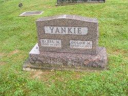 Hazel May <I>Thornburg</I> Yankie