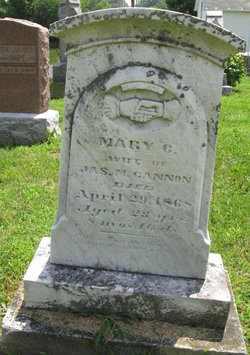 Mary C Cannon