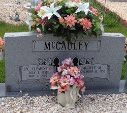 Clement Gene McCauley