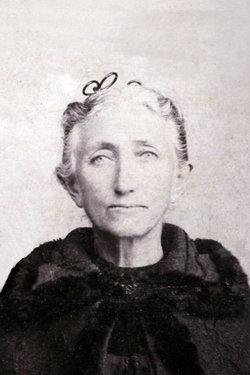 Martha Lucinda <I>Crabtree</I> Weems