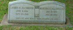 Martha Eula <I>Gardner</I> Allsbrook