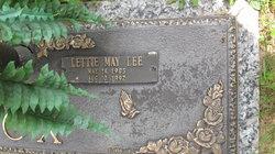 Lettie Mae <I>Neel</I> Fox