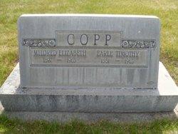 Earle Timothy Copp