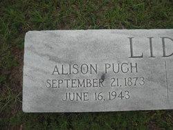 Alison Pugh Lide