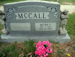 Melba <I>Cockerill</I> McCall