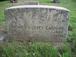 Thomas Harvey Cannon