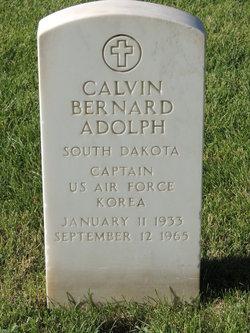 Calvin B Adolph