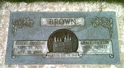 Robert Droubay Brown