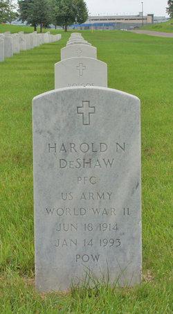 Harold Nelson DeShaw