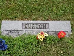 Juanita Burton