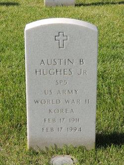 Austin B Hughes, Jr
