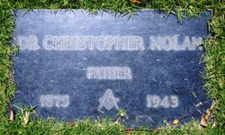 Dr Christopher Nolan