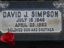 David Joe Simpson