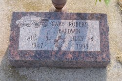 Gary Robert Baldwin