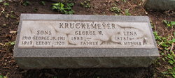 George L. Kruckemeyer