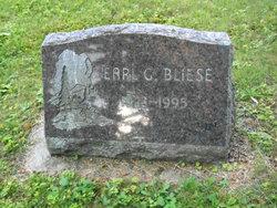 Earl G. Bliese