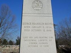 George Franklin Bilyeu
