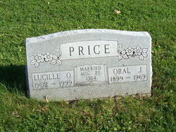 Orena Lucille <I>Lawrence</I> Price