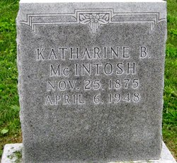 "Katherine ""Kate"" McIntosh"