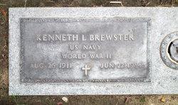 Kenneth Leon Brewster
