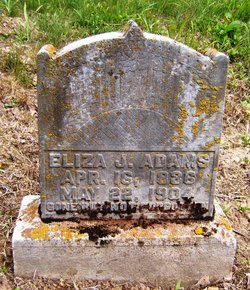 Eliza <I>Johnson</I> Adams
