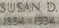 Susan Jane <I>Davis</I> Medley