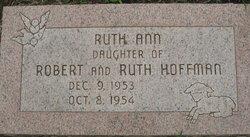Ruth Ann Hoffman