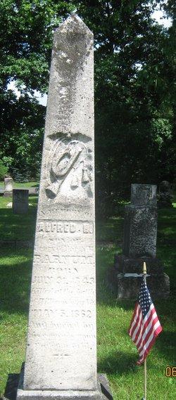 Pvt Alfred H. Barnum