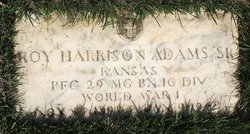 Roy Harrison Adams