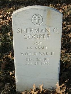 Sherman C Cooper