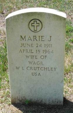 Marie Crutchley