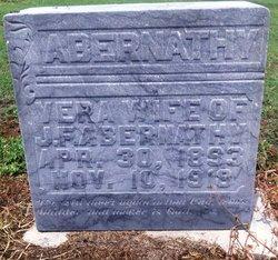Vera <I>Wilburn</I> Abernathy