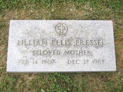 "Mrs Lillian Delia ""Billie"" <I>St. Aubin</I> Pressel"