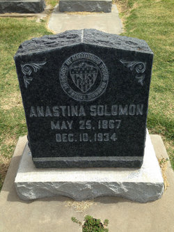 Anastina Solomon