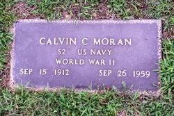Calvin C Moran