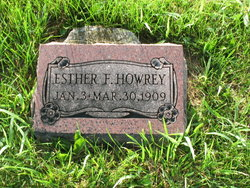 Esther F. Howrey